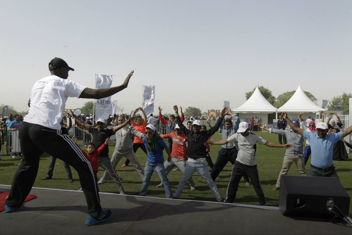QDB NATIONAL SPORTS DAY